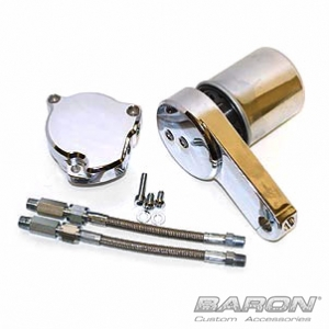 OIL FILTER<br>RELOCATION KIT<br>Yamaha V-Star 1100 by